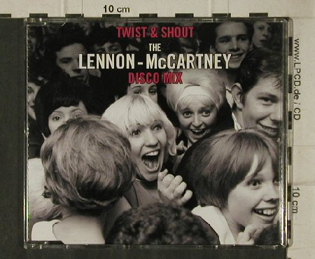Twist & Shout: Lennon-McCartney Disco Mix, Edel(0148785ERE), D, 2003 - CD5inch - 81446 - 5,00 Euro