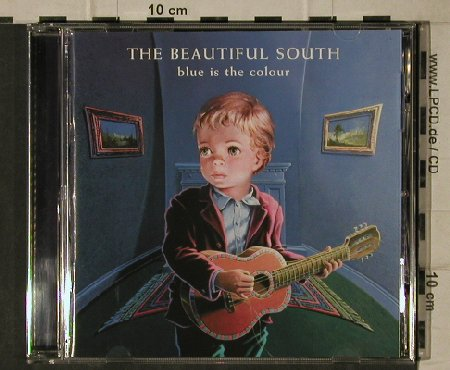 Beautiful South: Blue Is The Colour, GO!(828 845 2), D, 1996 - CD - 81476 - 5,00 Euro
