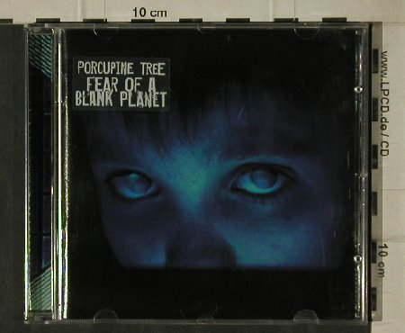 Porcupine Tree: Fear Of A Blank Planet, Roadrunner(RR 8011-2), D, 2007 - CD - 81478 - 5,00 Euro