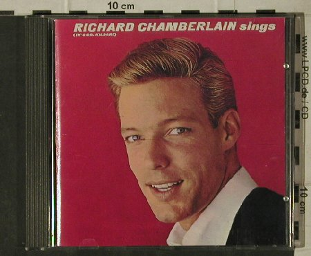 Chamberlain,Richard: sings (TV's Dr. Kildare), Polyphon(849 578-2), D,  - CD - 81660 - 7,50 Euro