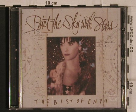 Enya: Paint The Sky With Stars, WEA(), D, 1997 - CD - 82044 - 7,50 Euro