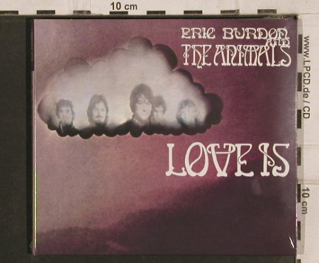 Burdon,Eric & Animals: Love Is(68), Digi, FS-New, Repertoire(REPUK 1056), D, 2004 - CD - 82070 - 20,00 Euro
