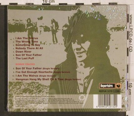 Spooky Tooth: The Last Puff,11Tr. Digi, FS-New, Repertoire(REPUK 1073), , 2005 - CD - 82072 - 20,00 Euro