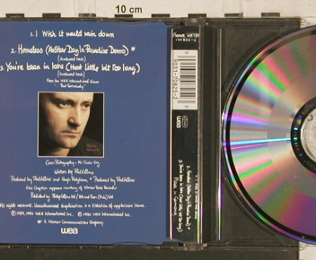 Collins,Phil: I Wish It Would Rain Down+2, WEA(), D, 1990 - CD5inch - 82165 - 4,00 Euro