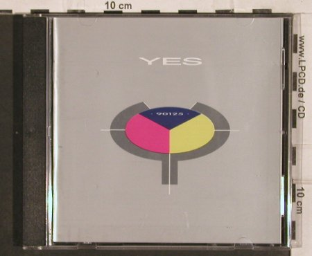 YES: 90125, Atco(), D, 1983 - CD - 82179 - 5,00 Euro