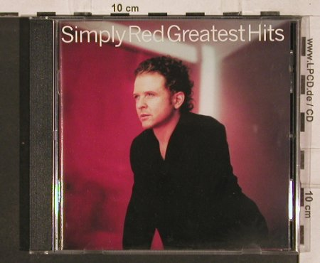 Simply Red: Greatest Hits, EW(), D, 1996 - CD - 82190 - 5,00 Euro