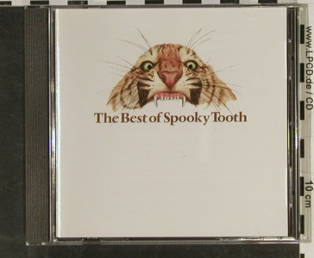Spooky Tooth: The Best Of, 13 Tr., Island(260 385), D, 1975 - CD - 82202 - 10,00 Euro