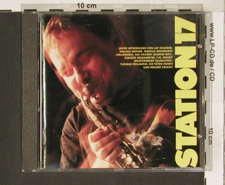 Station 17: Same, Mercury(), D, 1991 - CD - 82203 - 10,00 Euro