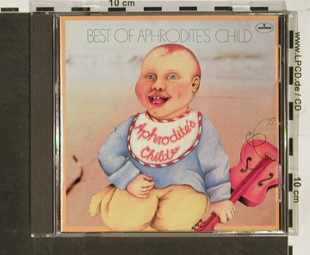 Aphrodite's Child: Best Of, 10 Tr., Mercury(838 706-2), D,  - CD - 82211 - 7,50 Euro