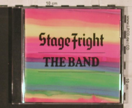 Band,The: Stage Fright, Capitol(), US,  - CD - 82217 - 7,50 Euro