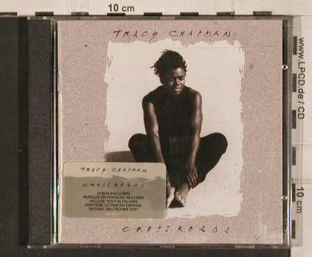 Chapman,Tracy: Crossroads, Elektra(), D, 1989 - CD - 82224 - 5,00 Euro