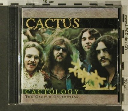 Cactus: Cactology:The Cactus Collection(72), Atlantic(8122-72411-2), D, 1996 - CD - 82226 - 6,00 Euro