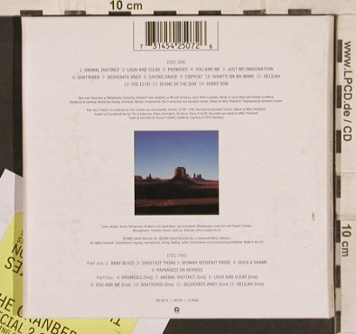 Cranberries: Bury The Hatchet, the Complete,Digi, Isl.(), EEC, 2000 - 2CD - 82227 - 7,50 Euro