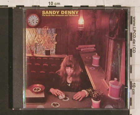 Denny,Sandy: The North Star Grassman & Raven, Island(846 628-2), D, 1971 - CD - 82234 - 6,00 Euro