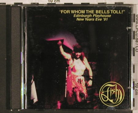 Fish: For Whom the Bells Toll, Chocolate Frog(), EU, 2000 - 2CD - 82247 - 11,50 Euro