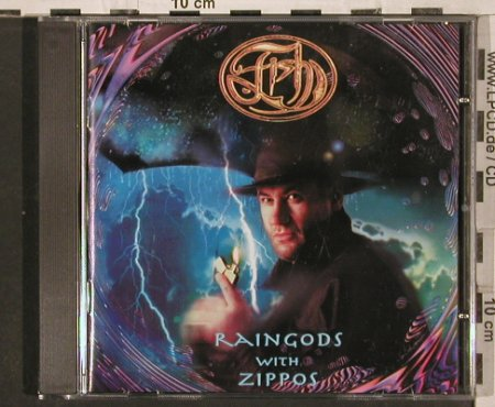 Fish: Raingods With Zippos, Chocolate Frog(), EU, 2002 - CD - 82249 - 7,50 Euro