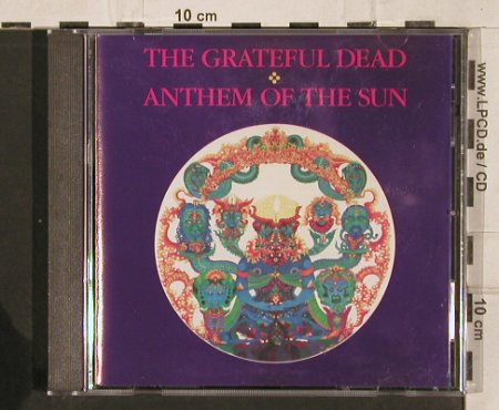 Grateful Dead: Anthems Of The Sun, WB(), D, 1971 - CD - 82262 - 7,50 Euro