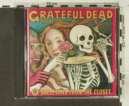 Grateful Dead: Skeletons from the Closet, Best of, WB(), D, 1974 - CD - 82263 - 5,00 Euro