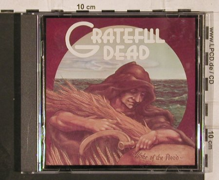 Grateful Dead: Wake of the Flood'73, Line(GDCD 9.00643 O), D, 1989 - CD - 82265 - 7,50 Euro