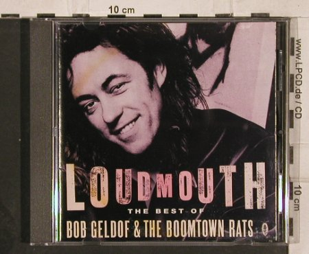 Geldof,Bob & Boomtown Rats: Loudmouth-Best Of, Vertigo(522 283-2), UK, 1994 - CD - 82266 - 5,00 Euro