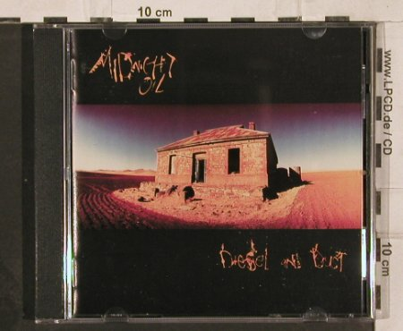 Midnight Oil: Diesel and Dust, CBS(), NL, 1987 - CD - 82277 - 5,00 Euro