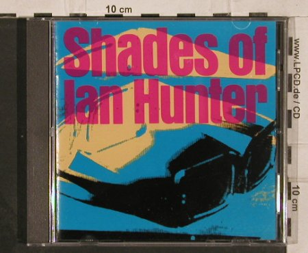Hunter,Ian: Shades Of, 15 Tr., Chrysalis(259 855), D, 1988 - CD - 82287 - 7,50 Euro