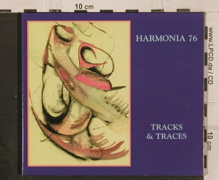 Harmonia 76: Tracks+Traces,Digi, Sony(S3 488658 2), , 1997 - CD - 82290 - 10,00 Euro