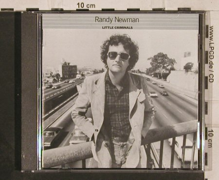 Newman,Randy: Little Criminals, WB(256 404), D, 1977 - CD - 82293 - 7,50 Euro