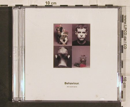 Pet Shop Boys: Behaviour/Future Listening 1990-91, EMI(), EU, 2001 - 2CD - 82299 - 20,00 Euro