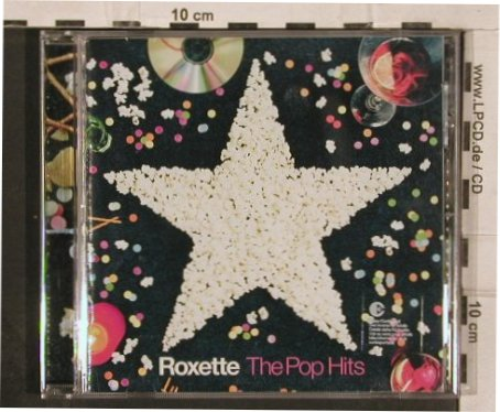 Roxette: The Pop Hits, Capitol(), EU, 2003 - CD - 82306 - 7,50 Euro
