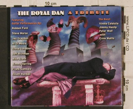 Royal Dan: A Tribute to Steely Dan ,Digi, Mascot(), , 2006 - CD - 82307 - 10,00 Euro