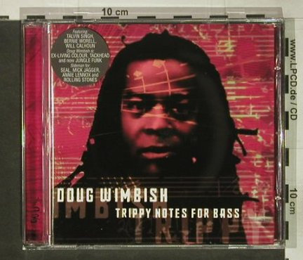 Wimbish,Doug: Trippy Notes For Bass, ON-U(0091), A, 1999 - CD - 82313 - 5,00 Euro