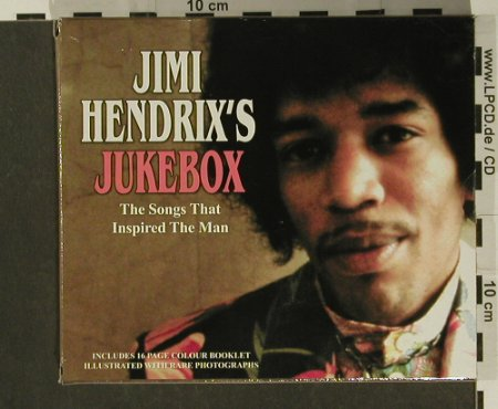 Hendrix,Jimi: Hendrix's Jukebox, V.A.,, Chrome Dreams(5016), EU, 2007 - CD - 82331 - 10,00 Euro