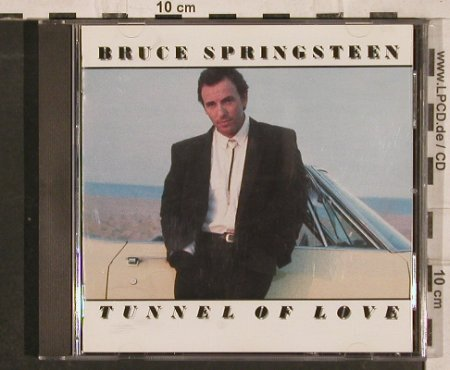 Springsteen,Bruce: Tunnel Of Love, Columbia(CBS 460270 2), A, 1987 - CD - 82858 - 5,00 Euro