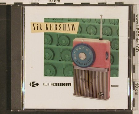 Kershaw,Nick: Radio Musikula, MCA(254 349-2), D, 1986 - CD - 82860 - 8,00 Euro