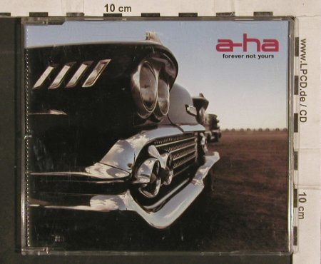 A-HA: Forever not yours+3, WB(), D, 2002 - CD5inch - 82970 - 3,00 Euro