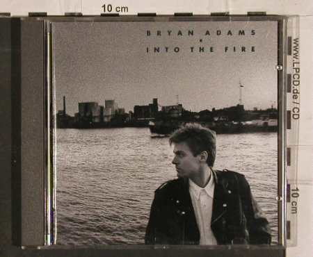 Adams,Bryan: Into The Fire, AM(393907-2), D, 1986 - CD - 82974 - 5,00 Euro