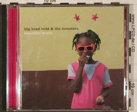 Big Head Todd & Monsters: Beautiful World, Revolution(), EC, 1997 - CD - 82991 - 5,00 Euro