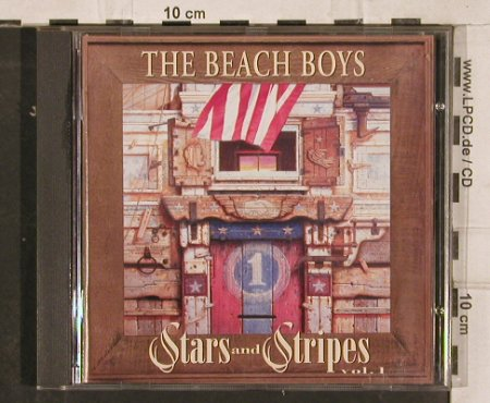 Beach Boys: Stars And Stripes,Vol.1, MCA(), EEC, 1996 - CD - 83009 - 5,00 Euro