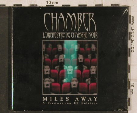 Chamber: Miles Away, Digi, FS-New, Sad Eyes(TRI 217 CD), EU, 2004 - CD - 83010 - 10,00 Euro