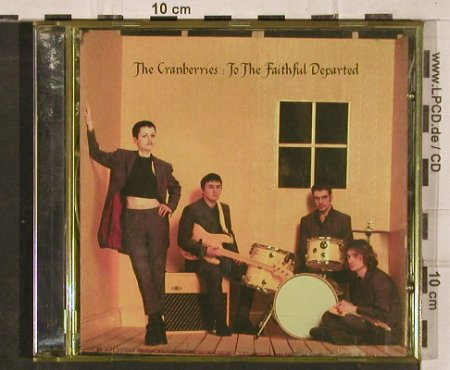 Cranberries: To The Faithful Departed, Island(524 246-218), D, 1996 - CD - 83011 - 4,00 Euro