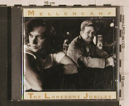 Cougar Mellencamp,John: Lonesome Jubilee, Mercury(), D, 1987 - CD - 83018 - 4,00 Euro