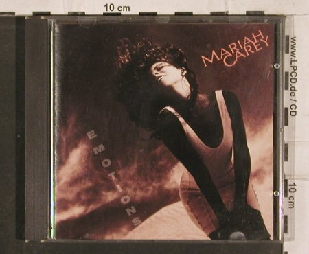 Carey,Mariah: Emotions, Columb.(), A, 1991 - CD - 83021 - 5,00 Euro