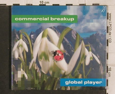 Commercial Breakup: Global Player, Digi, FS-New, Ladomat(2099-2), A, 2000 - CD - 83026 - 5,00 Euro