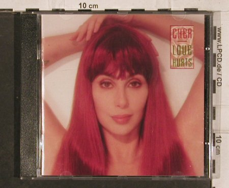 Cher: Love Hurts, 12 Tr., Geffen(GED 24427), D, 1991 - CD - 83027 - 5,00 Euro