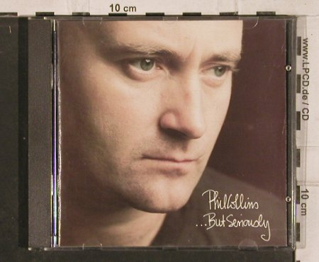 Collins,Phil: ...but Seriously, WEA(256 984-2), D, 1989 - CD - 83029 - 5,00 Euro