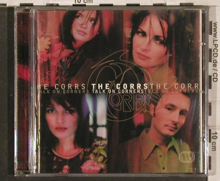 Corrs: Talk On Corners,14 Tr., Atlantic(), D, 1998 - CD - 83030 - 5,00 Euro