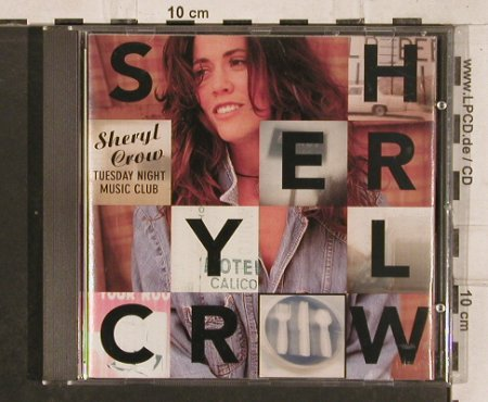 Crow,Sheryl: Tuesday Night Music Club, AM(), , 1993 - CD - 83031 - 5,00 Euro