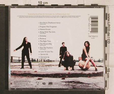 Corrs: Forgiven,Not Forgotten, Lava(), D, 1995 - CD - 83033 - 5,00 Euro