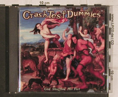 Crash Test Dummies: God Shuffled His Feet, Arista(), D, 1993 - CD - 83034 - 4,00 Euro